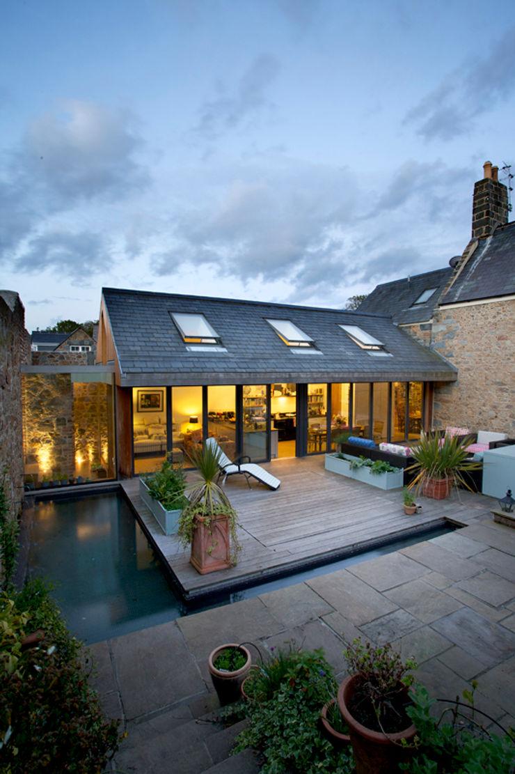 Maison Frie au Four CCD Architects Modern houses
