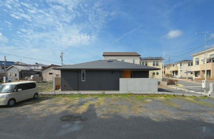 岩田建築アトリエ Asian style houses