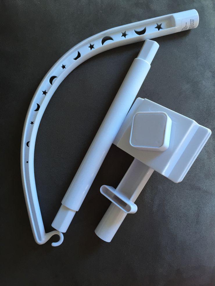 Petit13or Pokój dziecięcyZabawki Plastik Biały