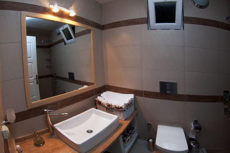 Saklı Göl Evleri SAKLI GÖL EVLERİ Modern Banyo
