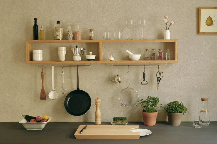 Longboard Cherry by chris+ruby chris+ruby KitchenCabinets & shelves
