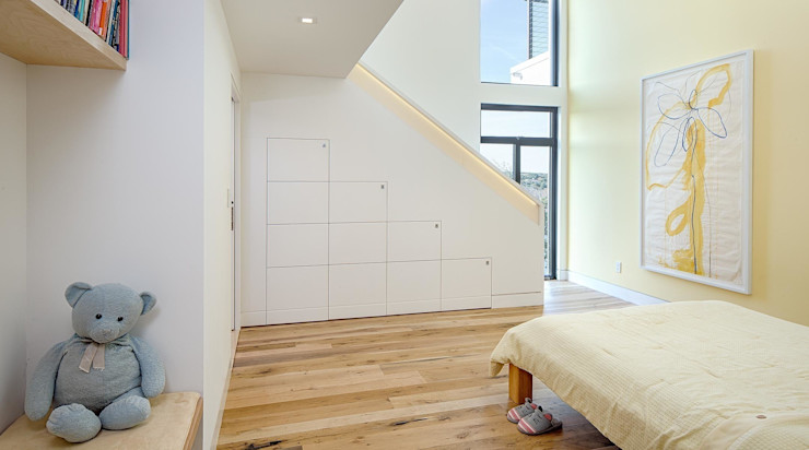 Cliff Dwelling Specht Architects 에클레틱 아이방