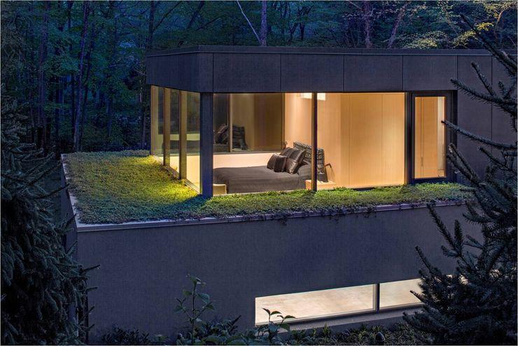 Weston Residence Specht Architects Cuartos de estilo moderno