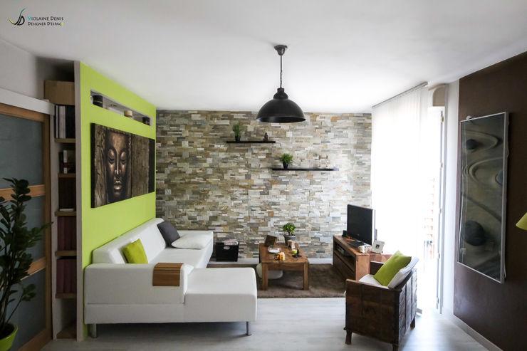 Violaine Denis Modern living room