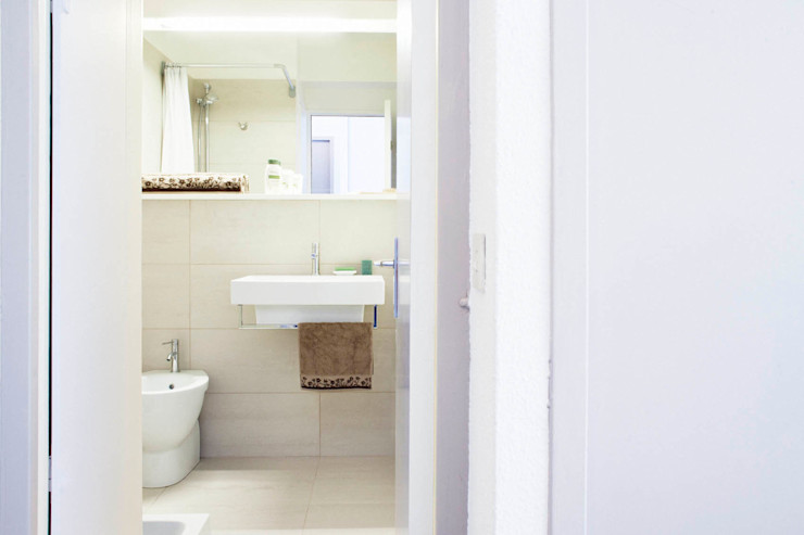 marta novarini architetto Modern bathroom