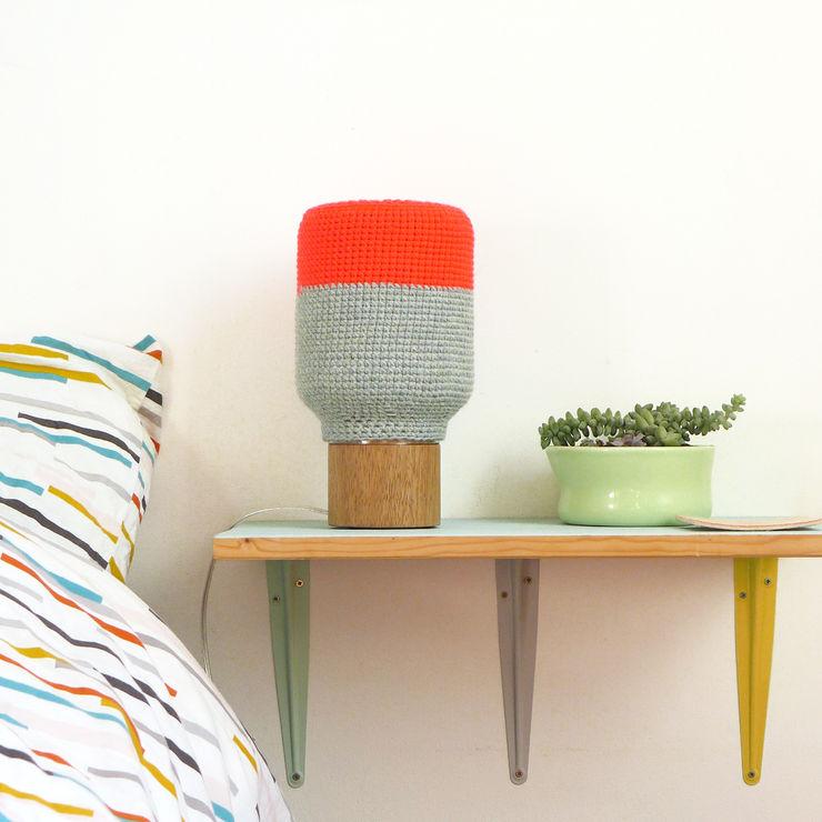 Lampe N°5 faustine - couleurs maille design ChambreAccessoires & décorations