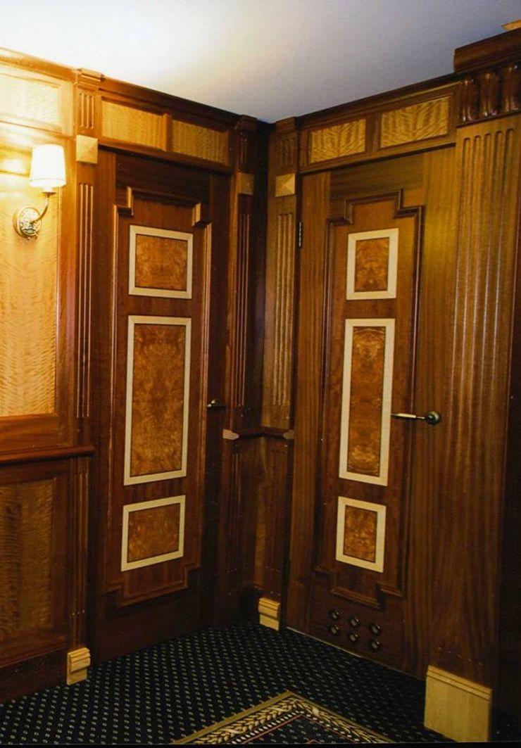 Мебельная мастерская Александра Воробьева Windows & doorsDoors Wood