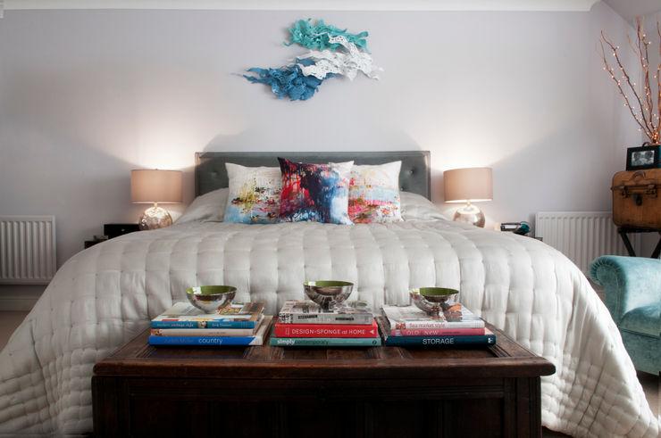 Family Home in Tunbridge Wells Smartstyle Interiors 클래식스타일 침실