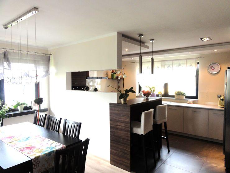 studio bonito Moderne keukens