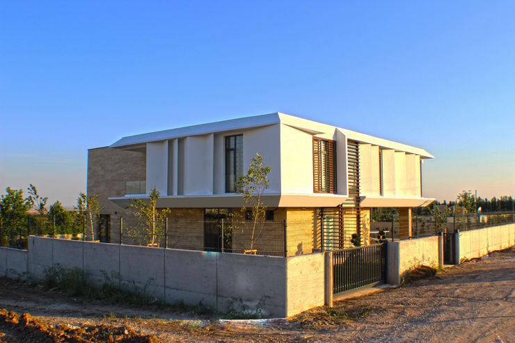 Yapı Fotoğrafları-Dış Ayzen Dizayn Mimarlık Modern Evler