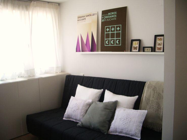 ESTUDIO 52 mae arquitectura Dormitorios de estilo moderno
