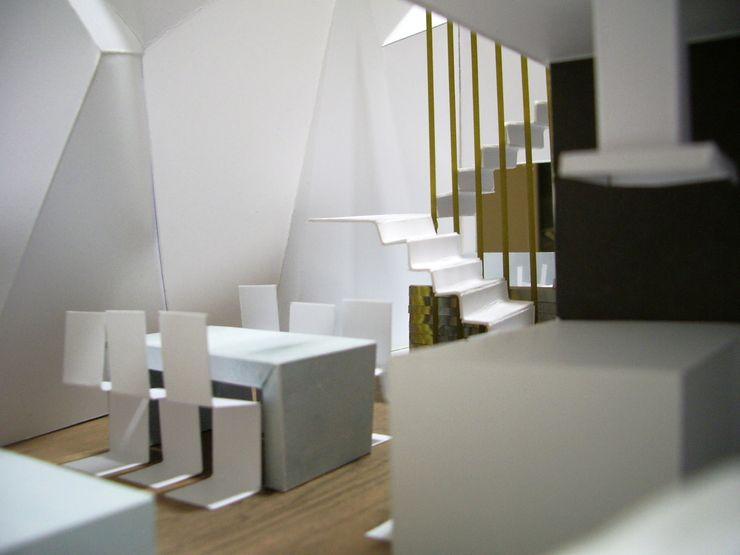 mae arquitectura Гостиная в стиле модерн