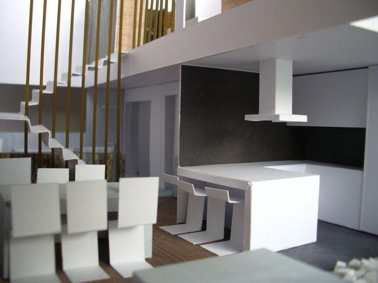 mae arquitectura Кухня в стиле модерн