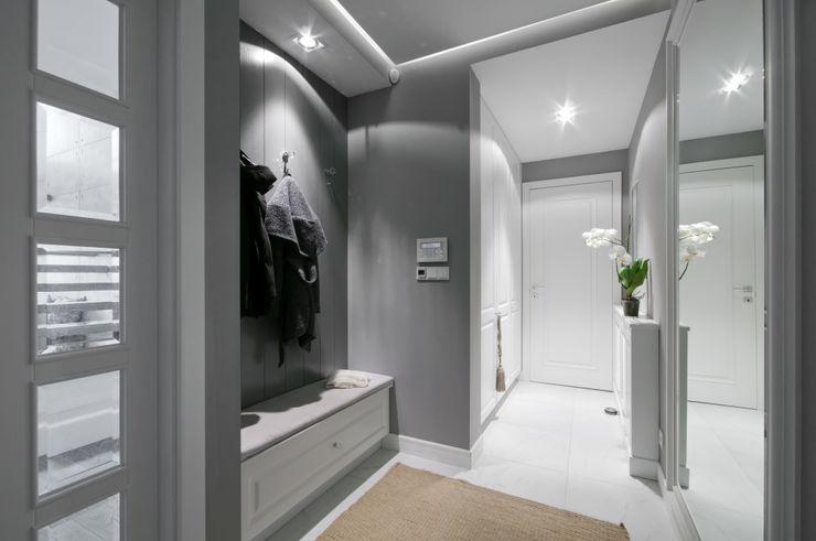 3deko Modern corridor, hallway & stairs