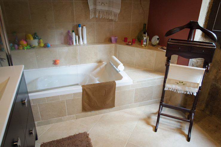 Intra Arquitectos Ванна кімната