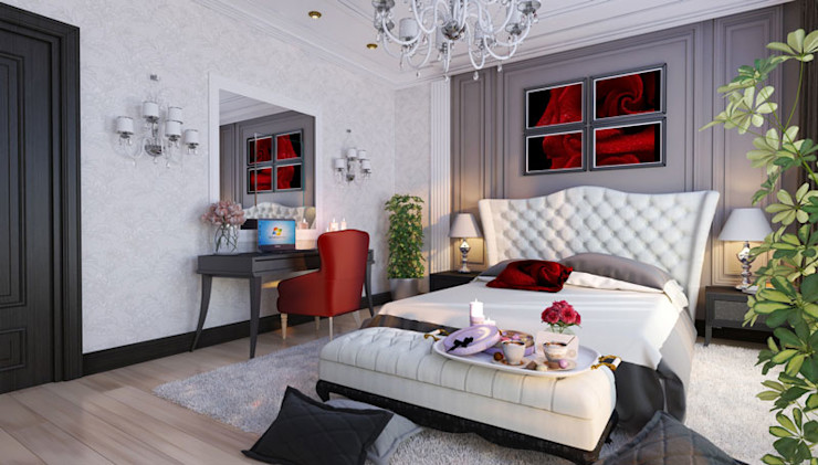 Mushulov Project Classic style bedroom