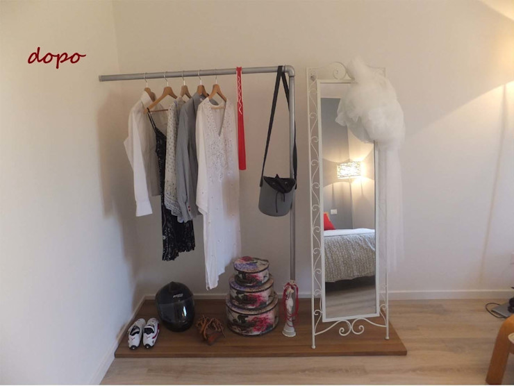 EFFEtto Home Staging Dressing roomWardrobes & drawers