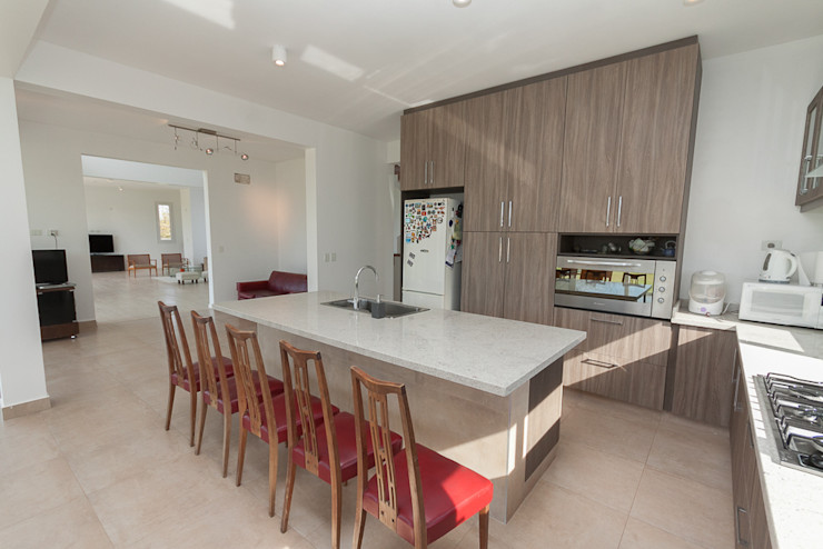 COCINA Parrado Arquitectura Cocinas modernas: Ideas, imágenes y decoración