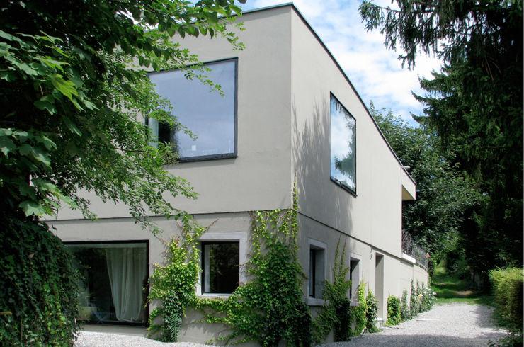 Umbau EFH Geisterweg LENGACHER EMMENEGGER PARTNER AG Moderne Häuser