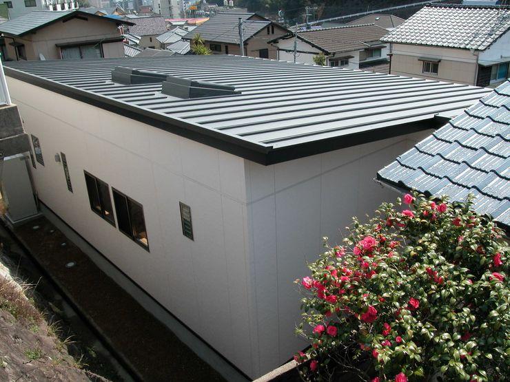 鶴巻デザイン室 Minimalist house