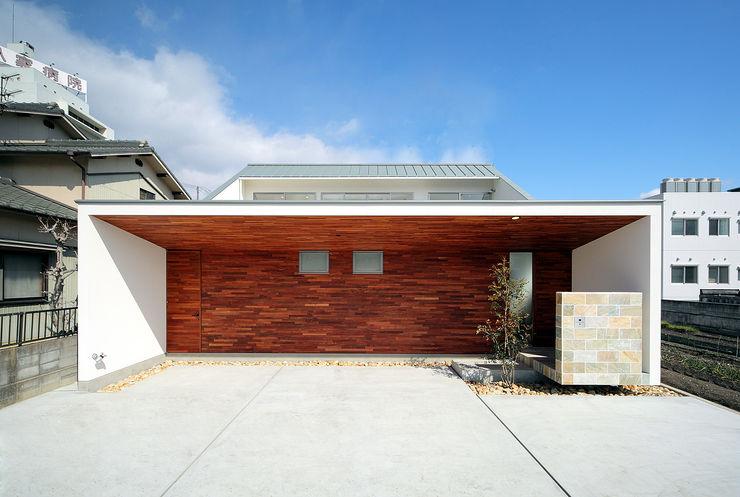 一級建築士事務所haus Rumah Gaya Asia