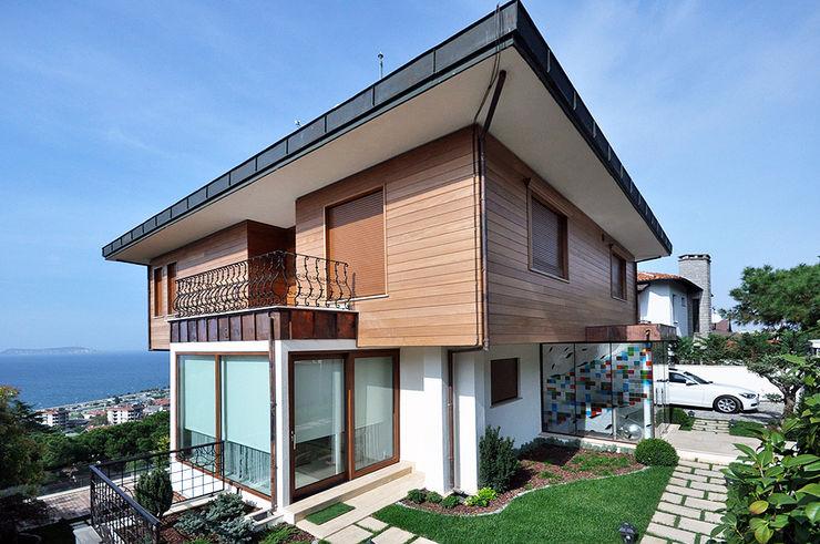 Emrah Yasuk Modern houses
