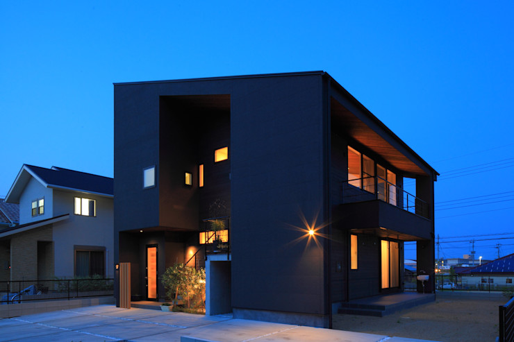 artect design - アルテクト デザイン Eclectic style houses