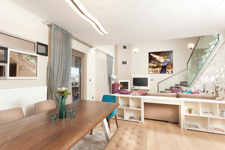 Fabbrica Mobilya Casas de estilo mediterráneo