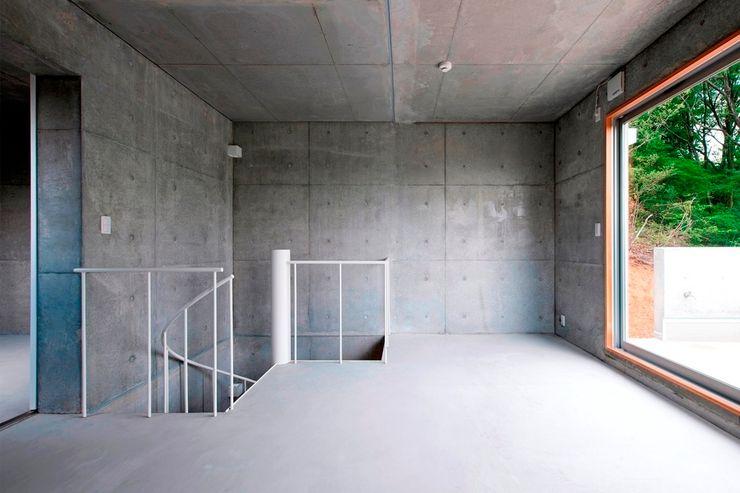 市原忍建築設計事務所 / Shinobu Ichihara Architects Modern Çalışma Odası