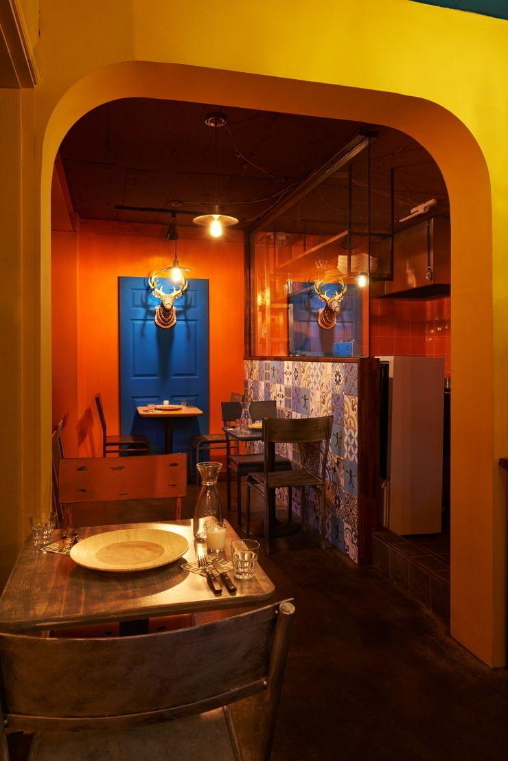 Design m4 Landhaus Gastronomie