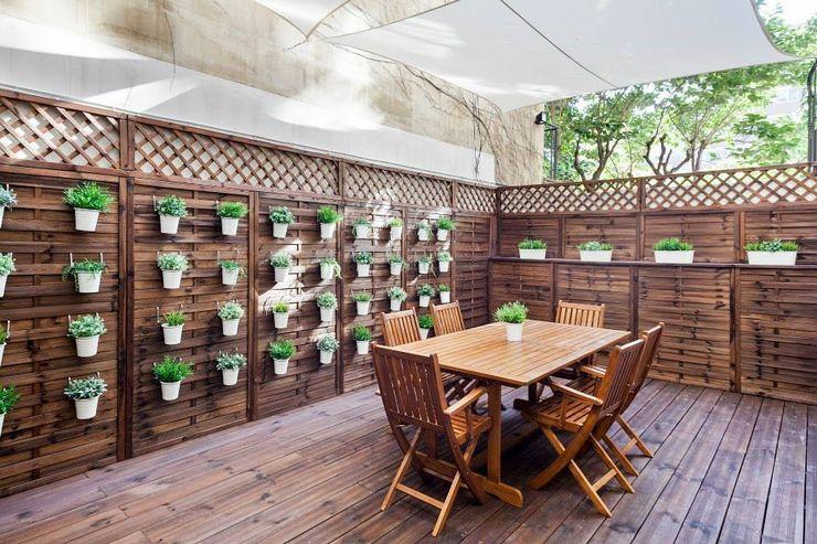 Time2dsign Jardin moderne