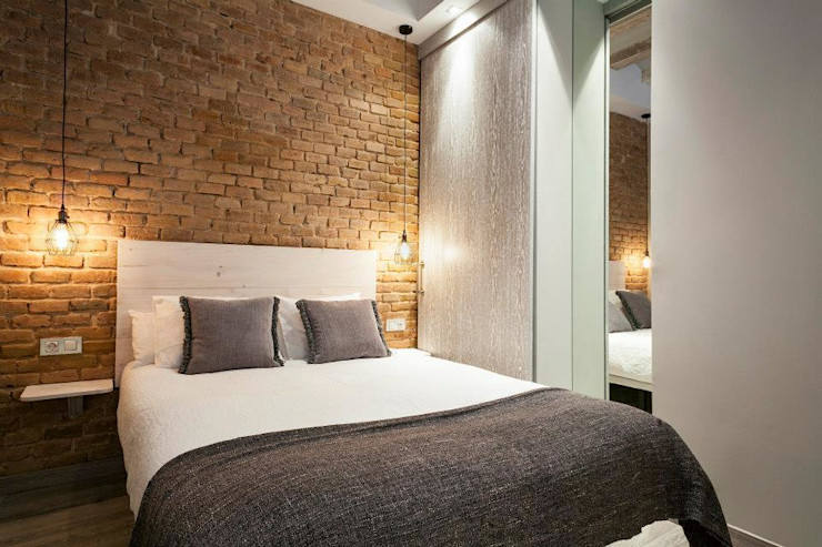 Habitación 3 Time2dsign Dormitorios de estilo moderno