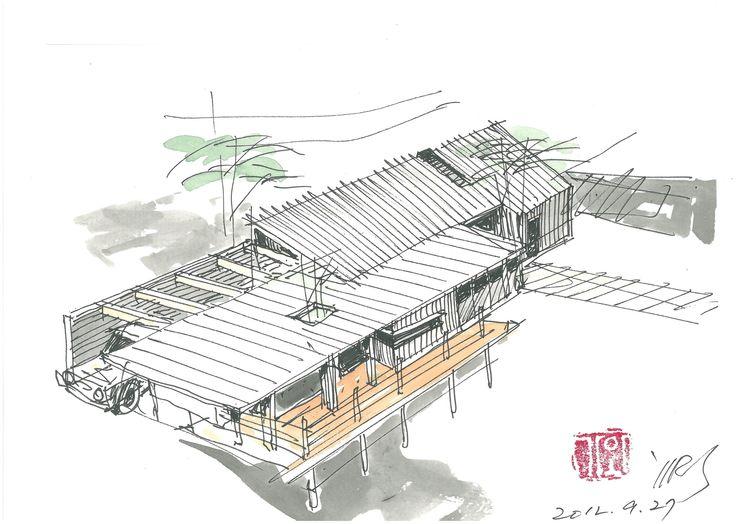 Seo-Kyeong-Dab-Ka (西景答家) KAWA Design Group