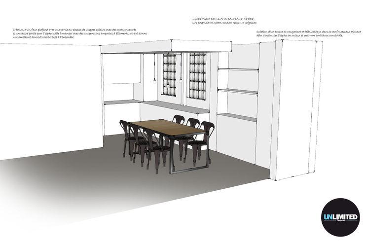 Appartement Paris XII Unlimited Design Lab