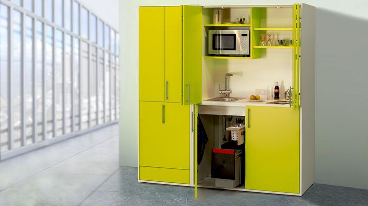 pro-art designLINE Schrankküchen lemoboo AG Moderne Küchen