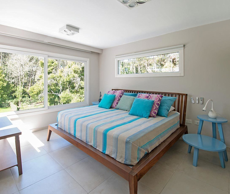 Estudio Sespede Arquitectos Dormitorios modernos