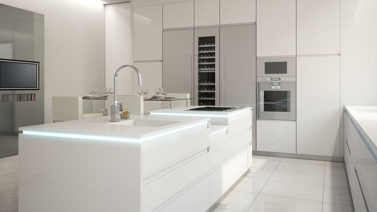 White Timeless Spaceroom - Interior Design