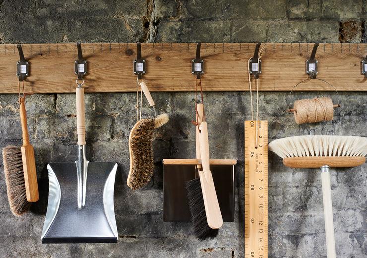 handmade Goat & horsehair brooms and brushes brush64 HouseholdHomewares