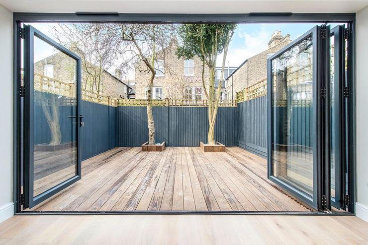 Tantallon Road Lambert&Sons Jardin moderne