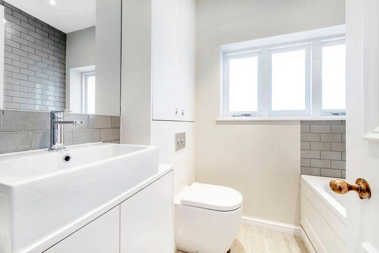 Tantallon Road Lambert&Sons Salle de bain moderne