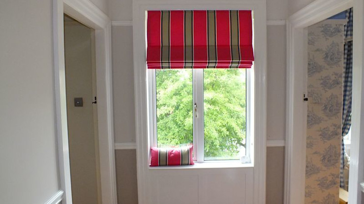 Roman Blinds NEAT PLEAT Corridor, hallway & stairsAccessories & decoration