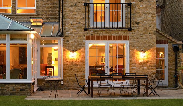 St Peter's Road, London Nigel Bird Architects Casas clásicas