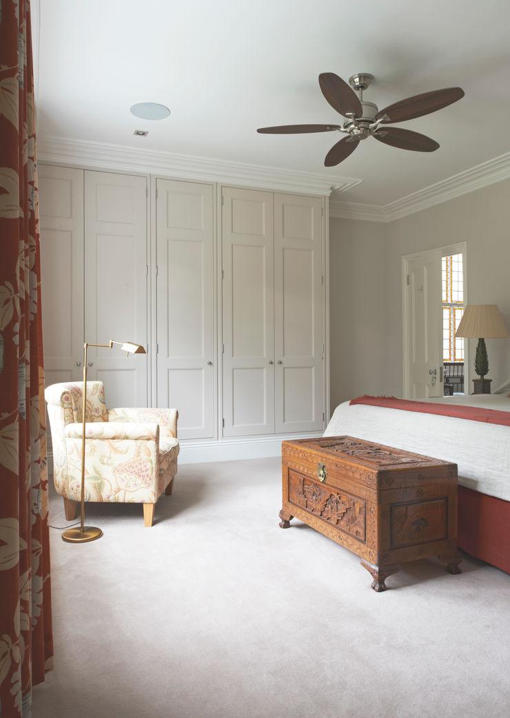 St Peter's Road, London Nigel Bird Architects Dormitorios clásicos