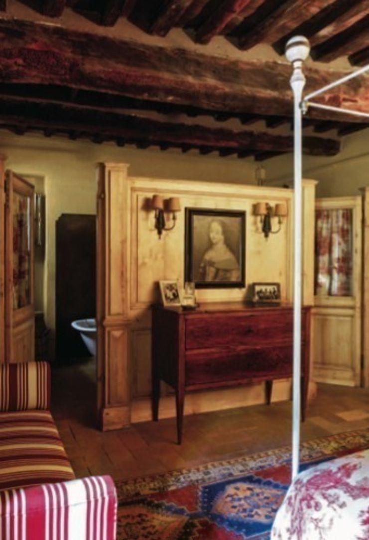 Camera padronale Studio Mazzei Architetti Bagno in stile classico