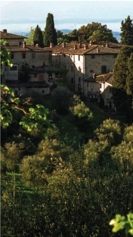Fonterutoli Studio Mazzei Architetti Casa rurale