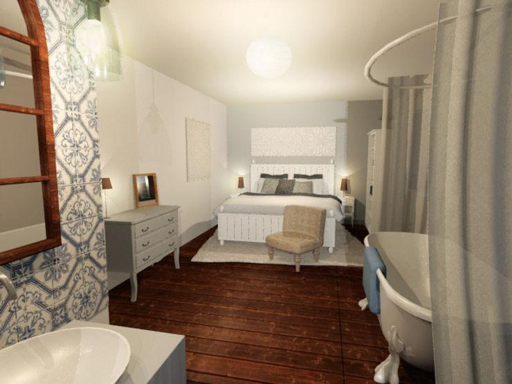 Suite parentale CeVeK Design Chambre classique