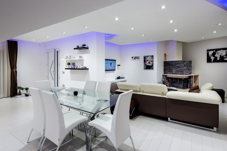 Mario Marino Modern Living Room