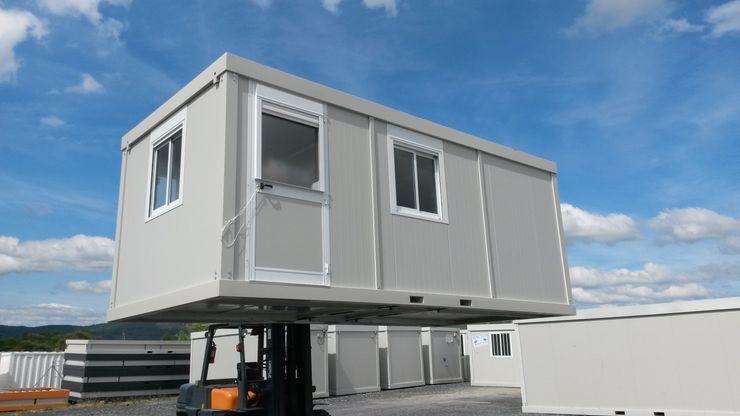 Bureaux BUNG'ECO Espaces de bureaux industriels