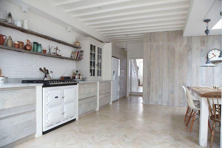 Rear Extension Oakman Modern kitchen