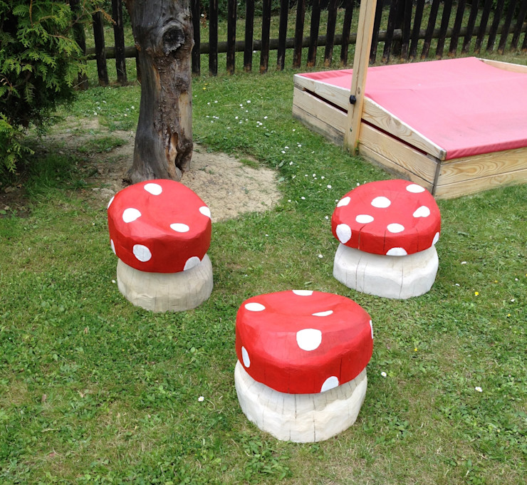 Holzwerkerin Eving Garden Furniture